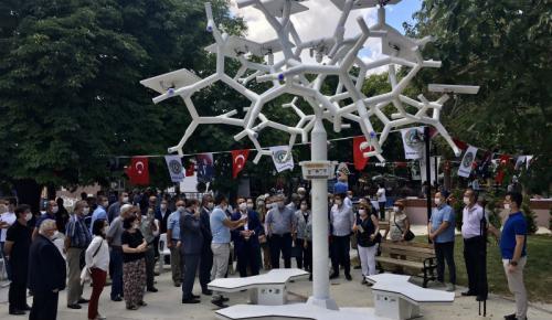 15 Temmuz Demokrasi ve Özgürlük Parkı Yenilendi!