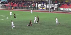 Karamürselspor:0 Tekirdağspor:1 Geniş Maç Özeti (01.12.2016)