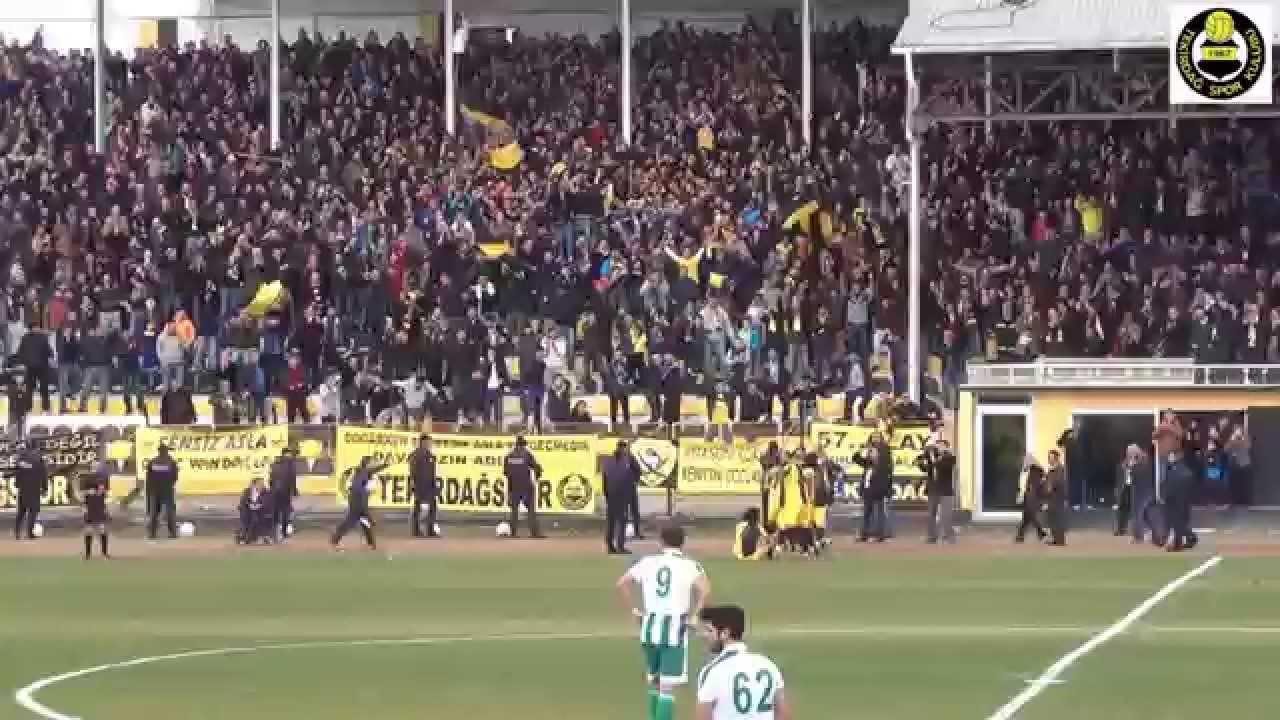Tekirdağspor – Çengelköyspor Geniş Maç Özeti (10.11.2019)