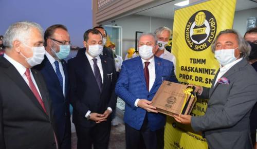 Tekirdağspor Store Hizmete Açıldı