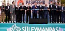 Süleymanpaşa'nın İki Yeni Vizyon Projesi Halka Açıldı
