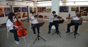 Mesleki Eğitimde 1000 Okul İyileştirme Projesi Kapsamında Öğrencilere Sanat Eğitimi