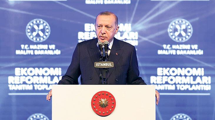 'Milli ekonomimiz reformla güçlenir'