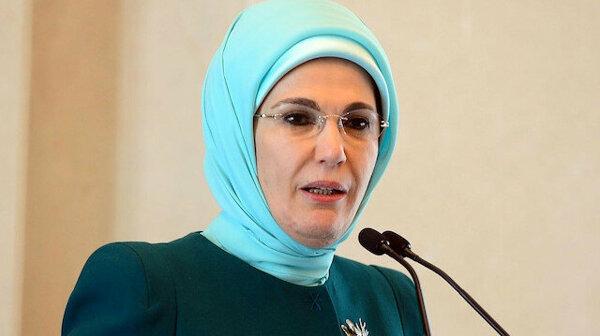 Emine Erdoğan 14 Mart Tıp Bayramı'nı kutladı