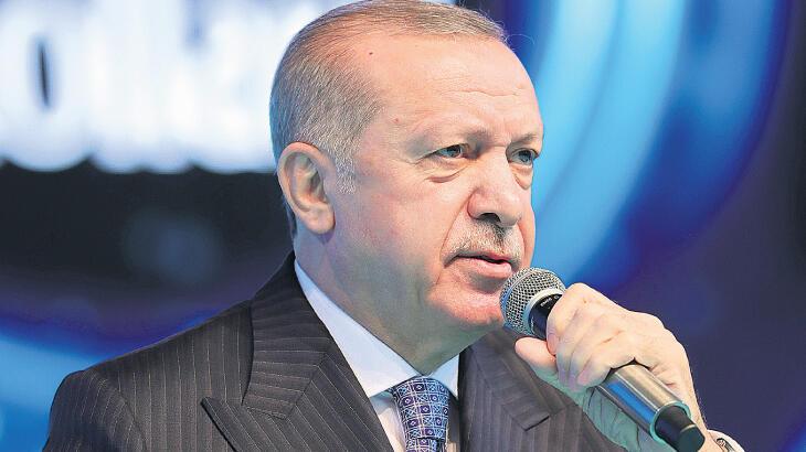 Erdoğan: 'Geleceğimizin teminatı sizsiniz'