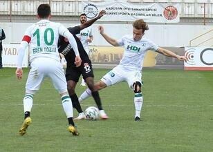 Giresunspor, Süper Lig'e yükseleceğine inanıyor