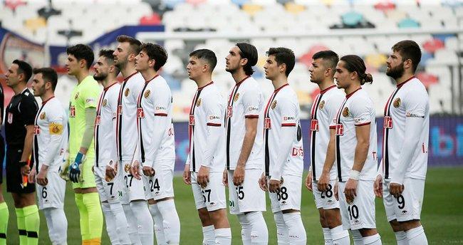 Eskişehirspor bitime 6 hafta kala küme düştü!