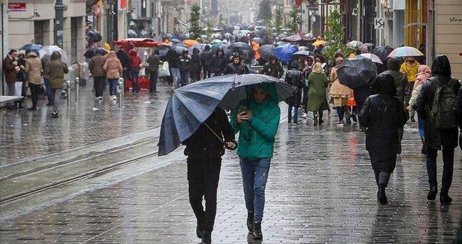 Meteoroloji'den İstanbul Edirne Kırklareli Tekirdağ için flaş uyarı!