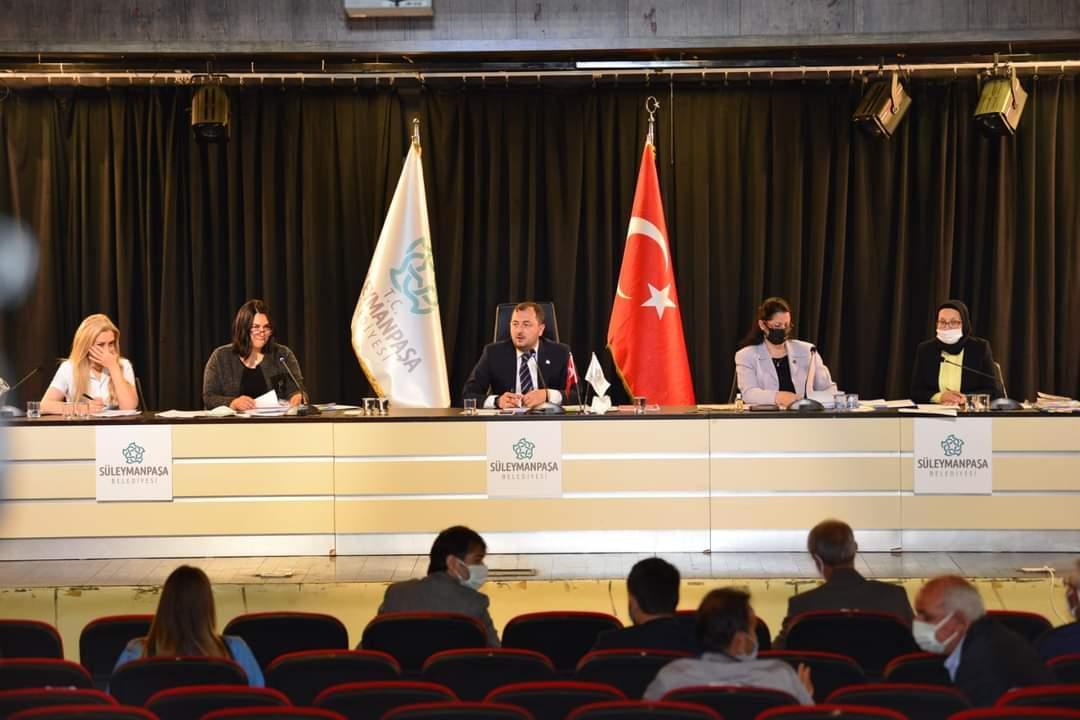 Süleymanpaşa Belediyesinden kaçak yapıya geçit yok